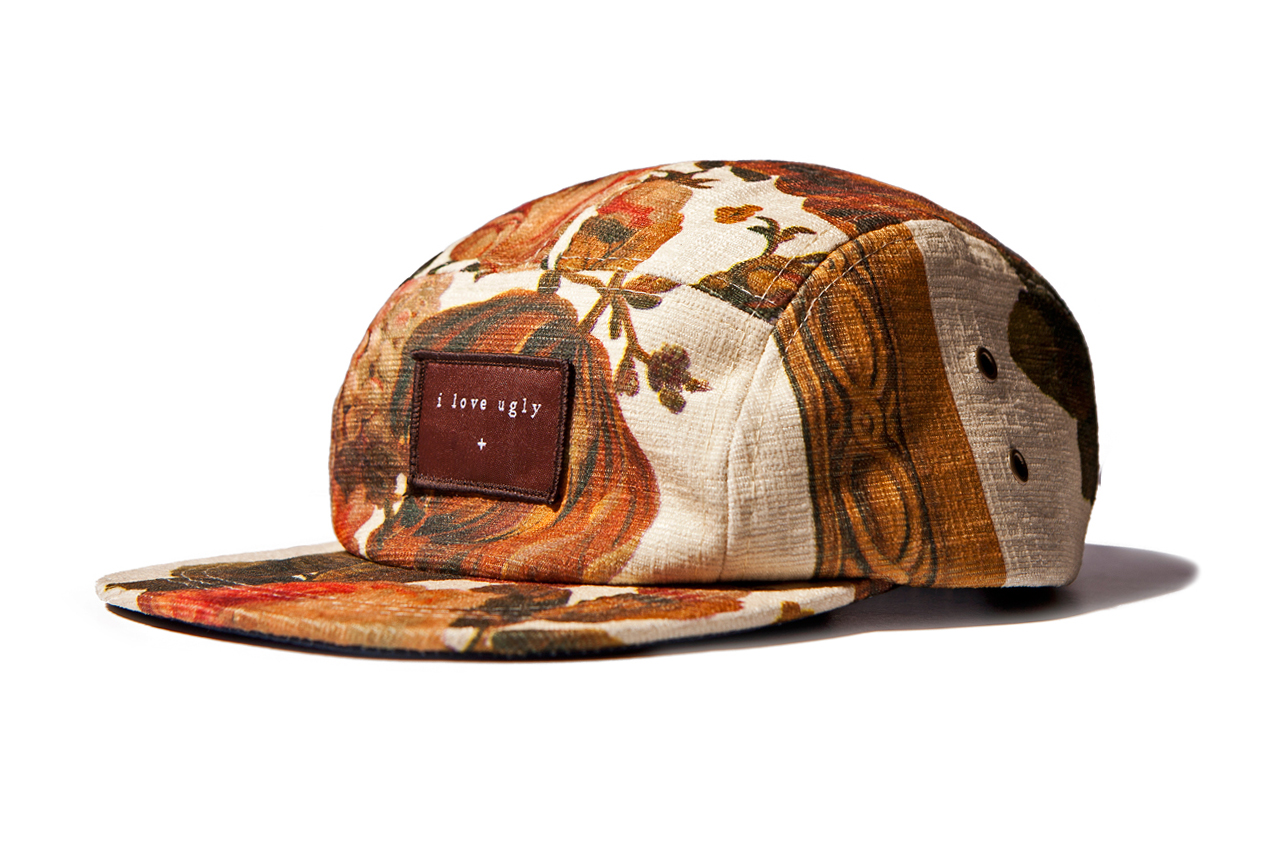 I Love Ugly 2013 Spring/Summer Baba Camp Cap