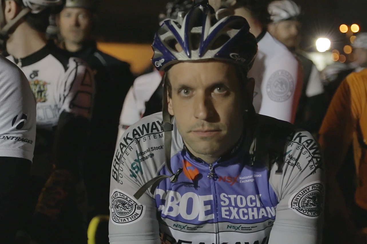 Illegal Bike Race Turned Legit - This Year's Red Hook Criterium with David Trimble and Rockstar Games