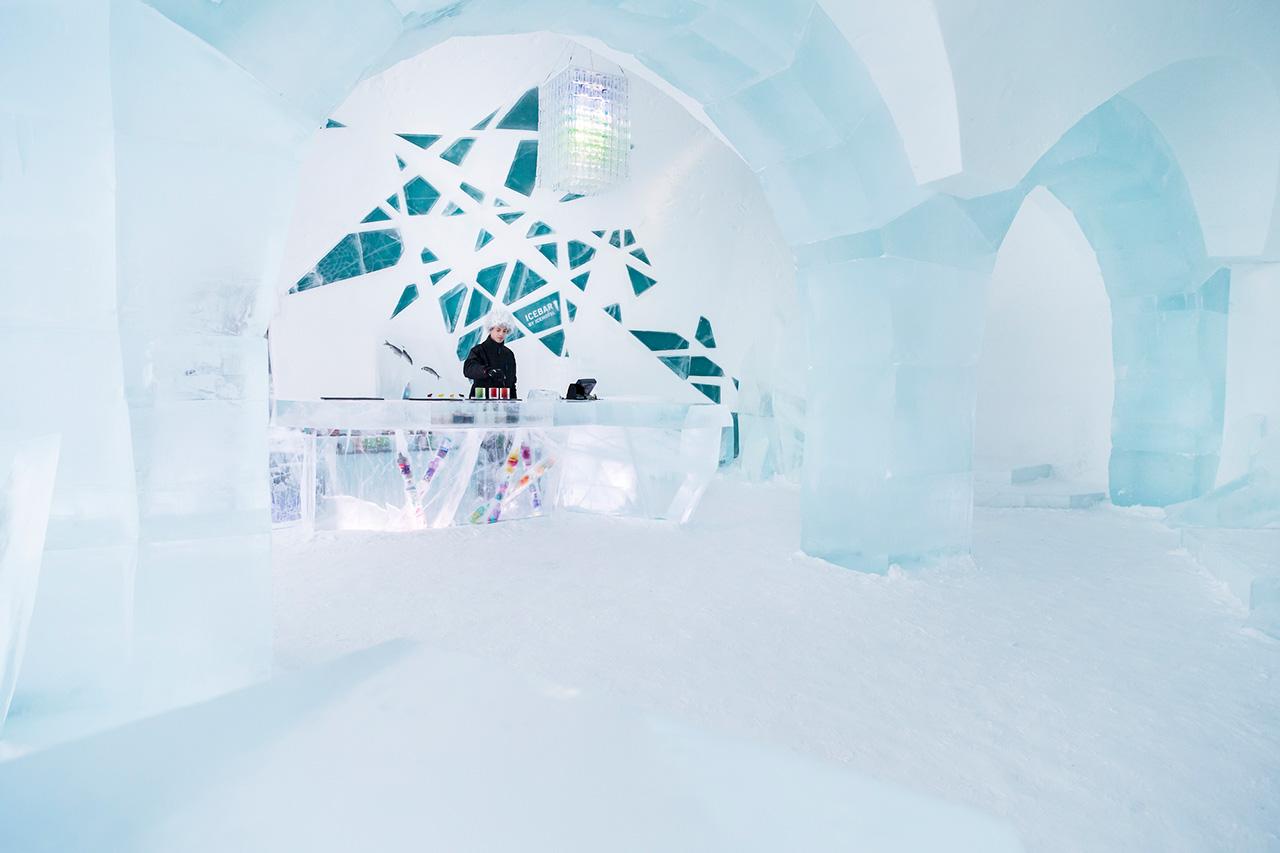 Inside Sweden's Latest ICEHOTEL
