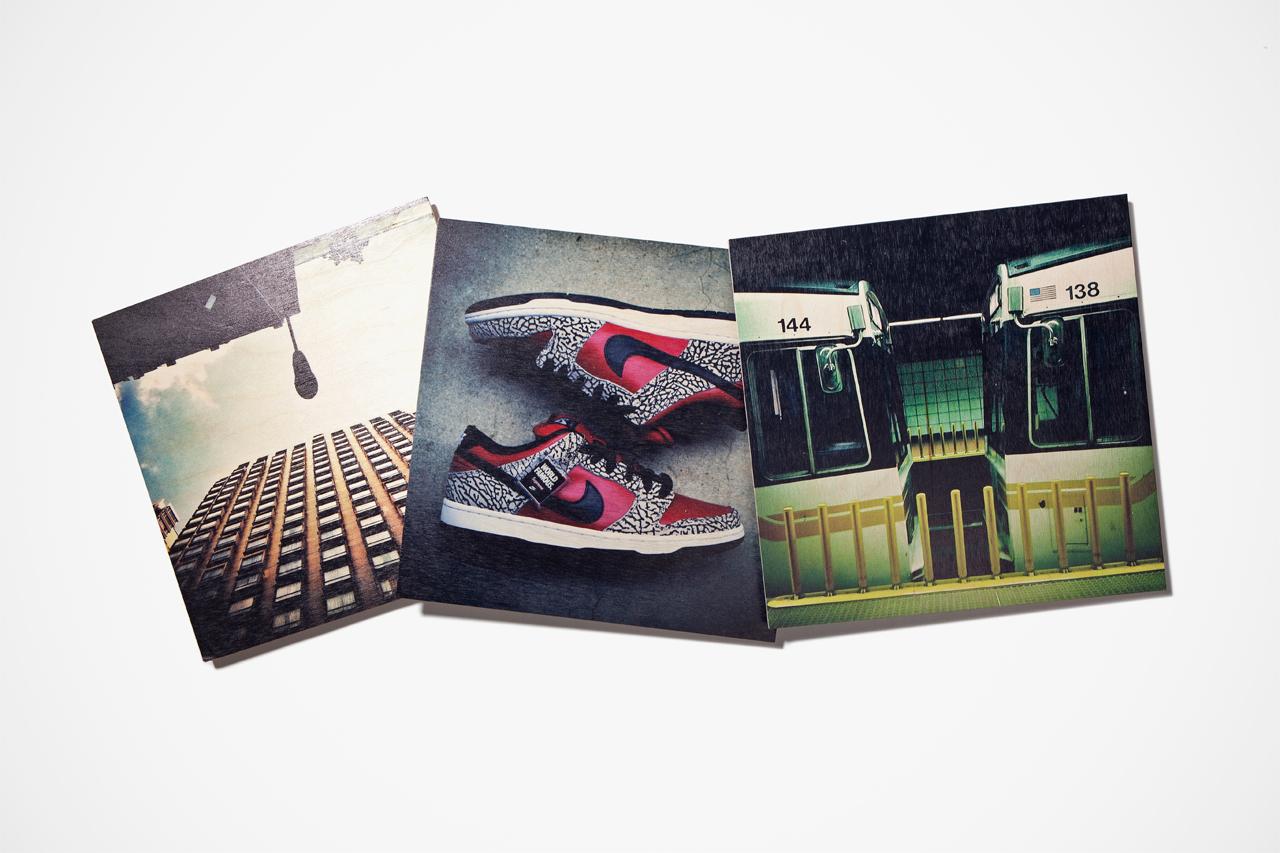 Winner Announced! InstaThis Custom Wood Instagram Prints