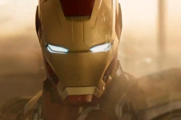 Iron Man 3 Theatrical Trailer