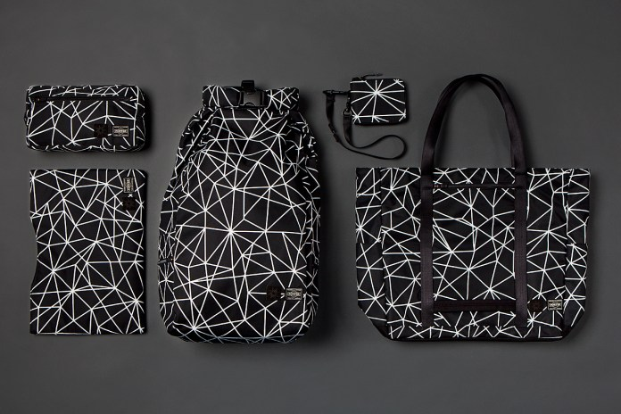 ISAORA x Porter 2013 Geo-Light Bag Collection
