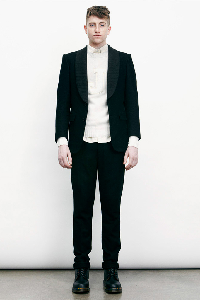 Jack Henry New York 2013 Fall/Winter Lookbook