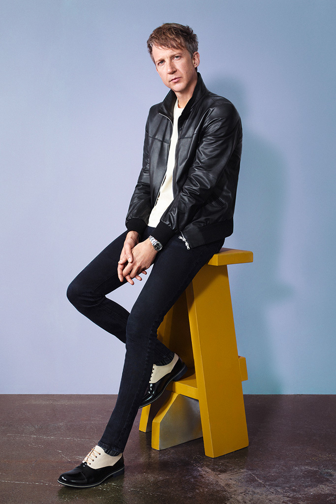 jefferson hack x tods no_code 2013 spring summer london calling lookbook