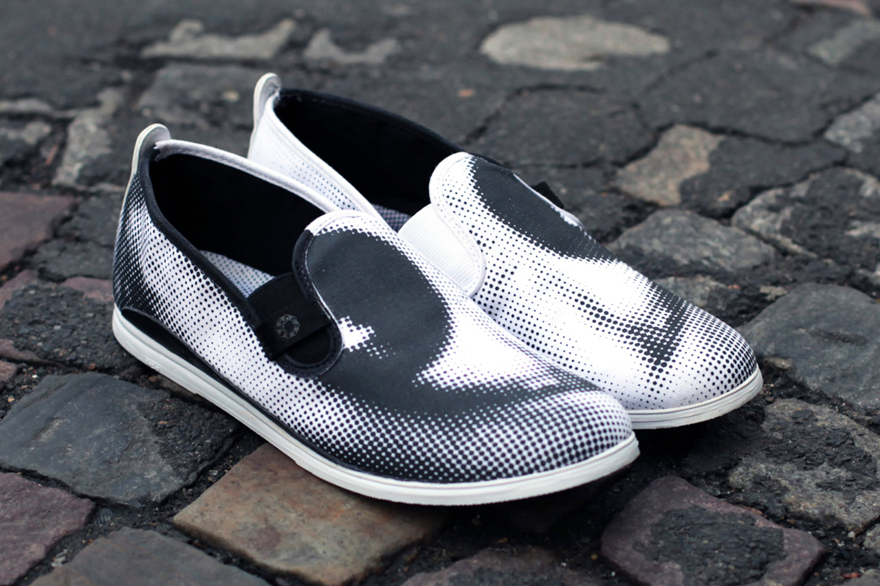 JR x Bagua Exclusive Footwear