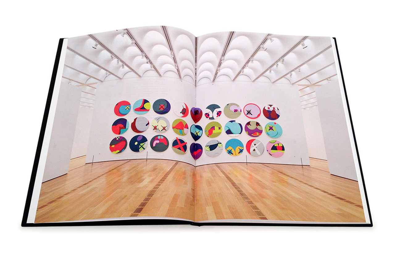 kaws down time book