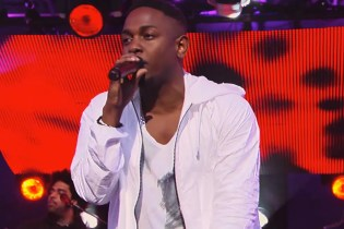 Kendrick Lamar – 'Jimmy Kimmel Live' Performance
