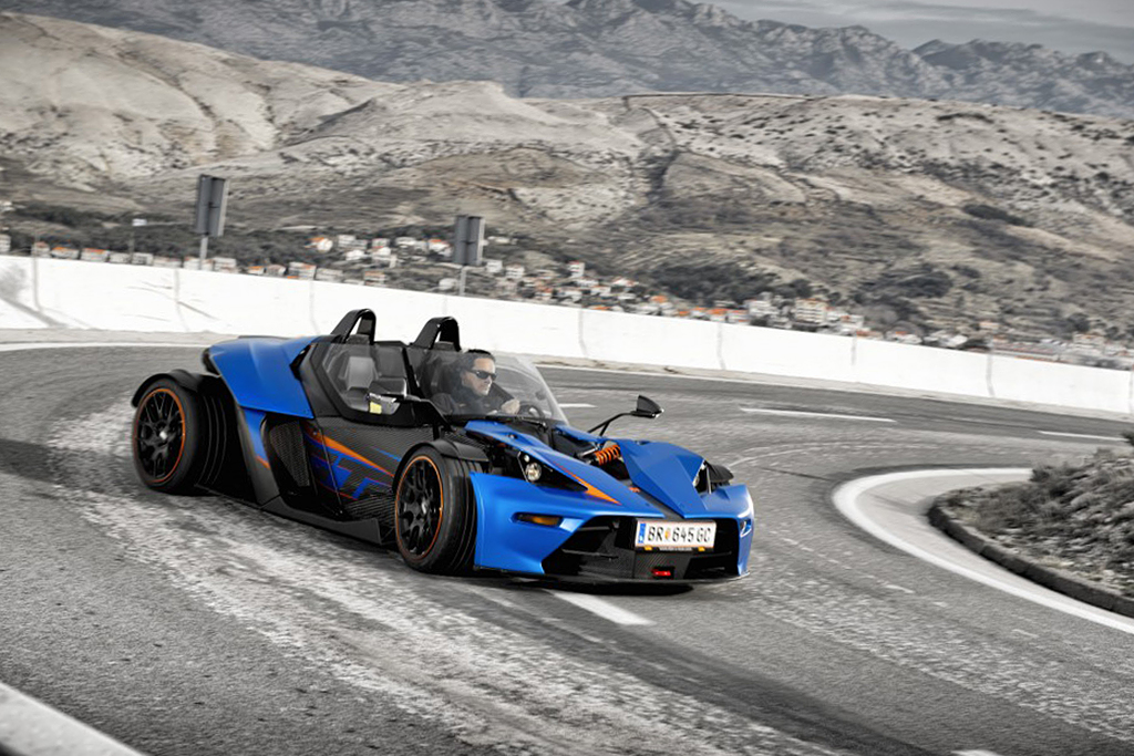 ktm x bow to feature the audi tt rs five cylinder turbo under the hood