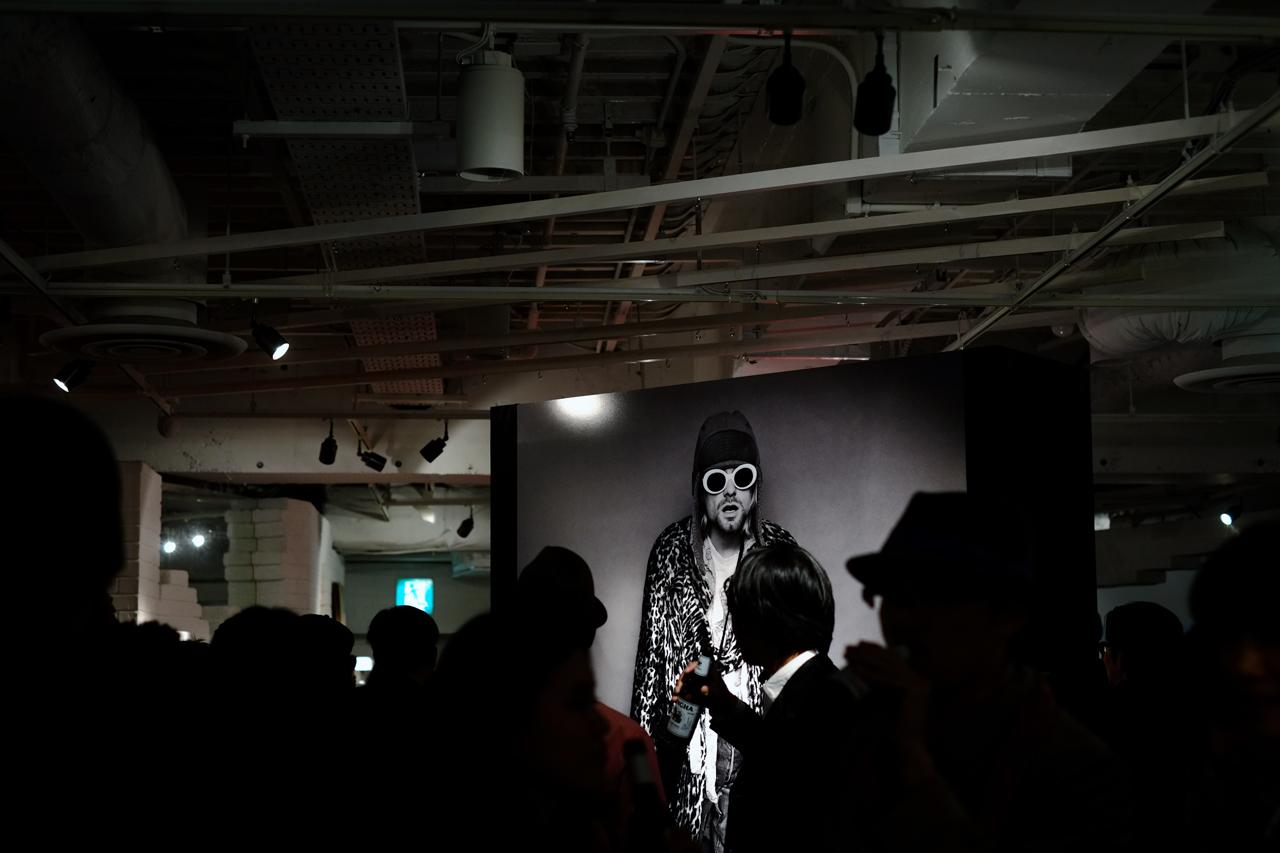 jesse frohman kurt exhibition opening ceremony tokyo 2