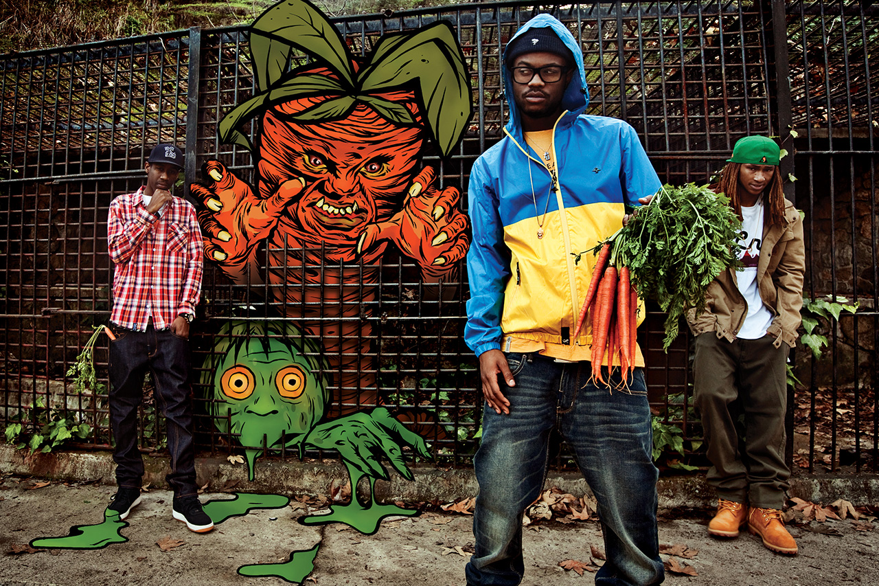 LRG's New Campaign Pair Casey Veggies and Pac Div Alongside KC Ortiz and Pose