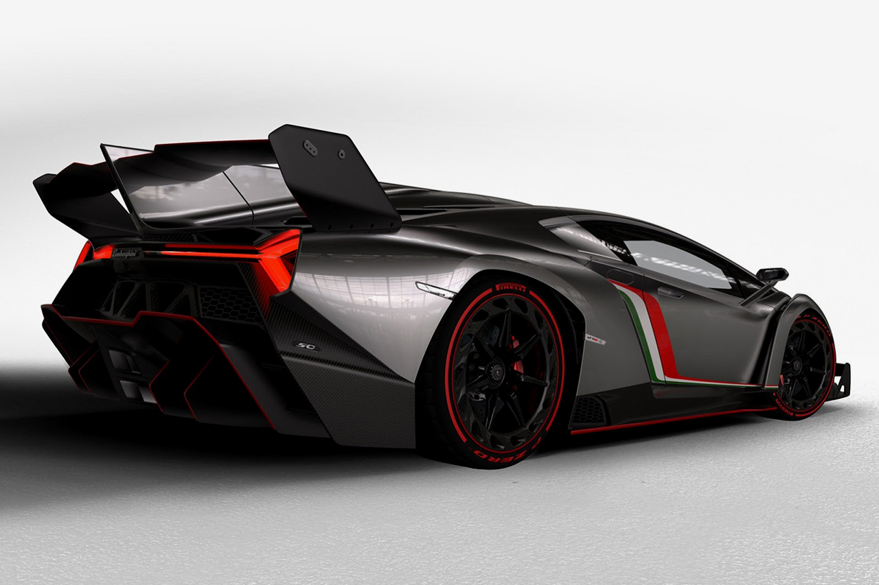 Lamborghini Unveils the $4.7 Million USD Veneno for its 50th Anniversary