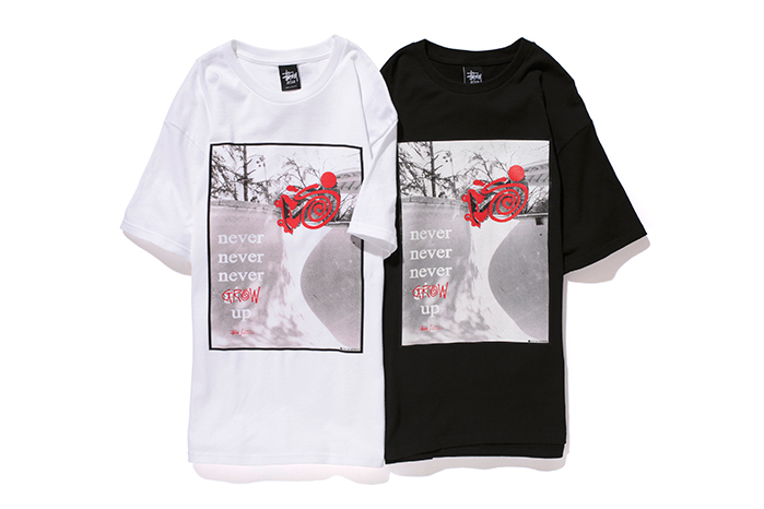 "Lance Mountain x Stussy Shinjuku Chapter 15th Anniversary ""Never Grow Up"" Exhibition"
