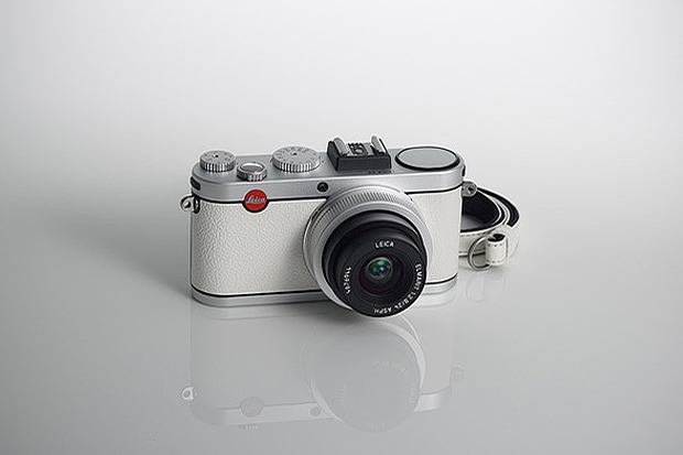 Leica X2 White Limited Edition Camera for Daimaru Shinsaibashi Leica