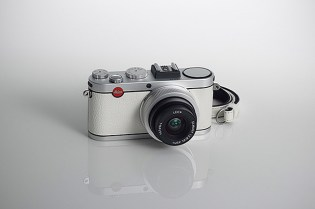 Leica X2 White Limited Edition Camera for Daimaru Shinsaibashi Leica