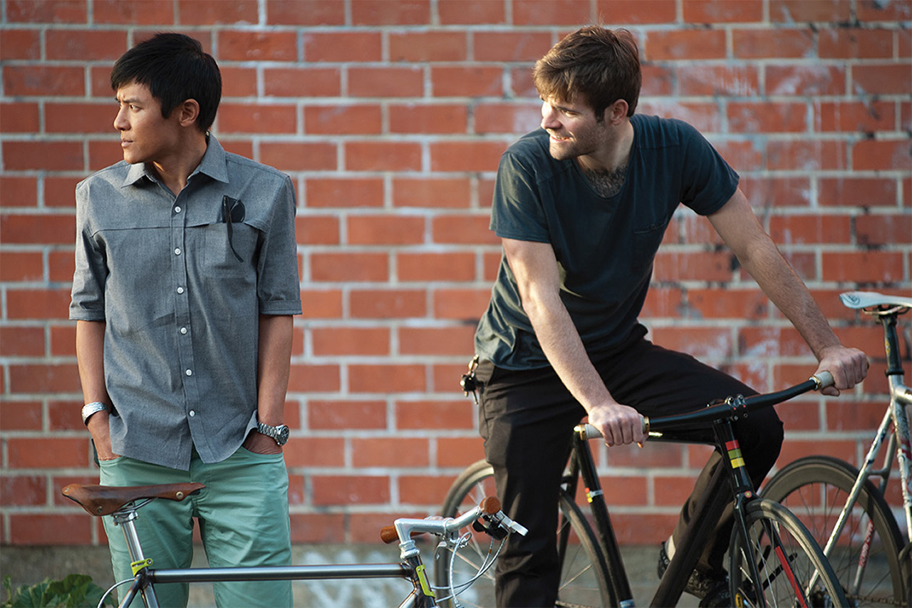 levis commuter series 2013 spring lookbook