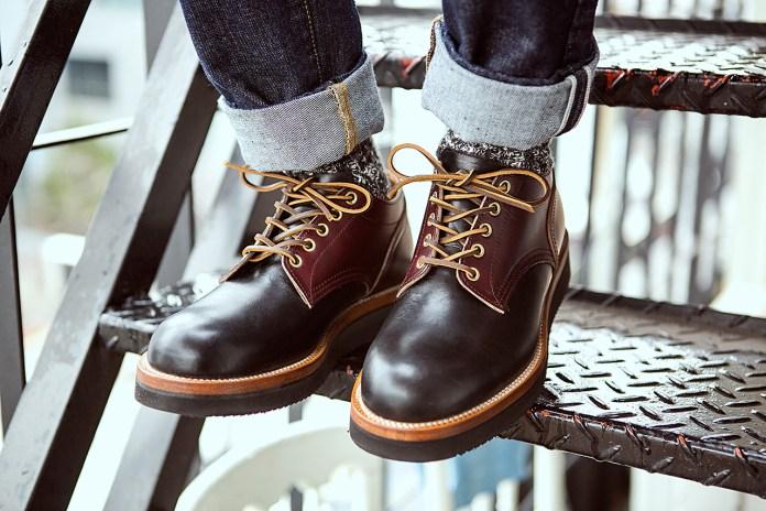 LIFUL x W.A.C. Boots