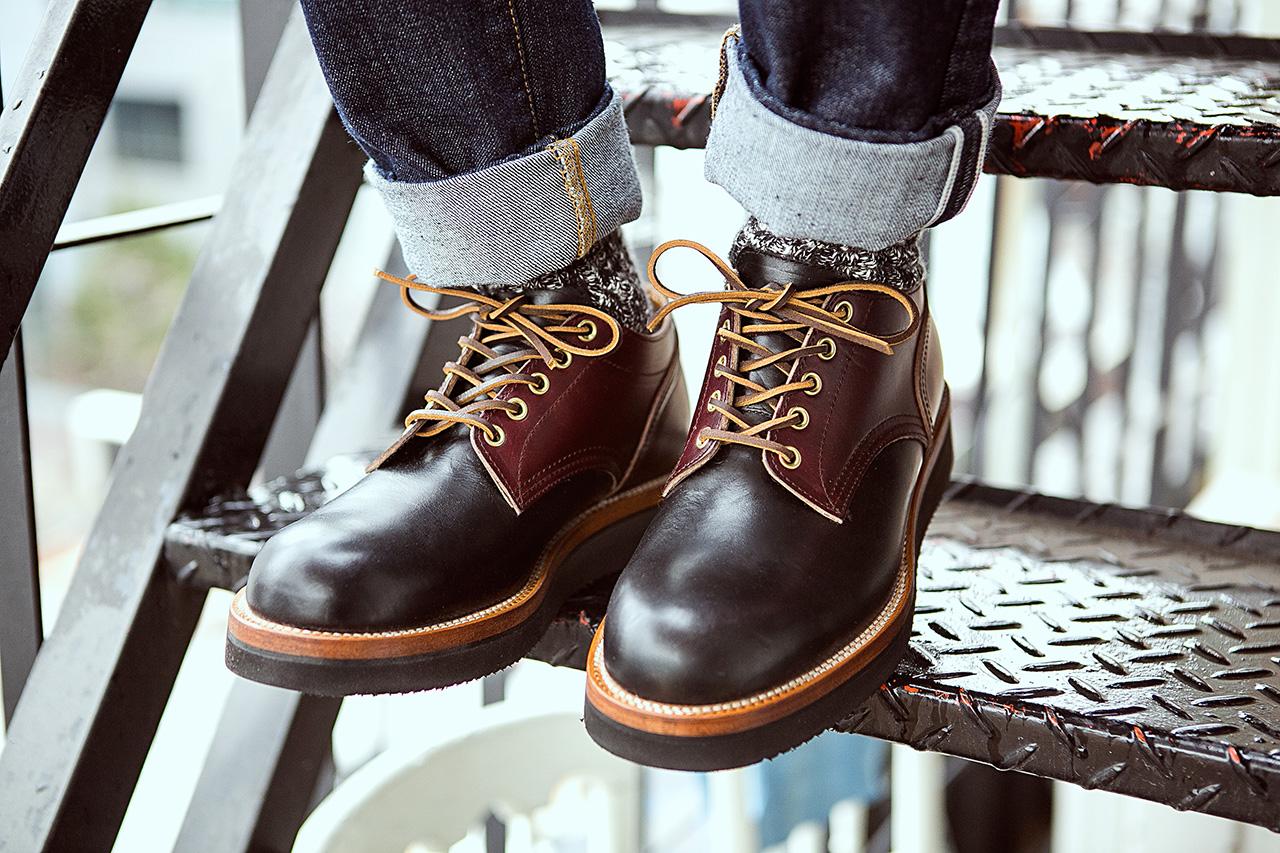 liful x w a c boots