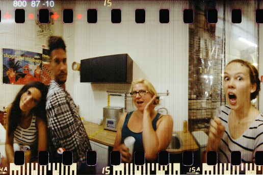Lomography: Growing Analog
