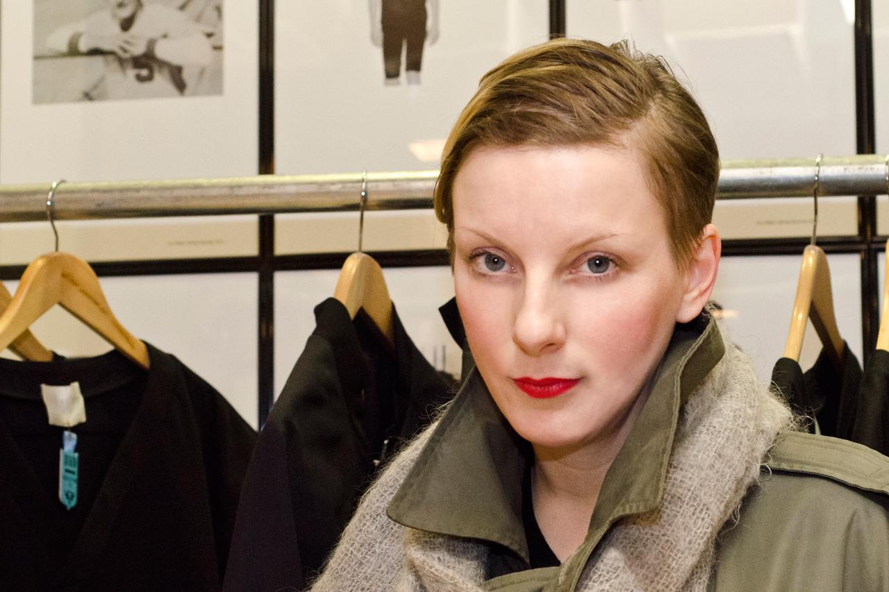 Lou Dalton Talks Menswear with HYPEBEAST at Latest Dover Street Market Installation