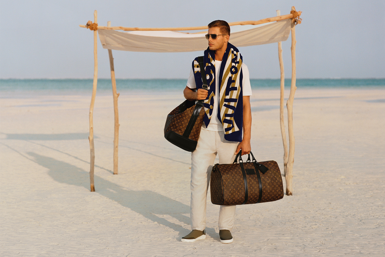 Louis Vuitton 2013 Spring/Summer Lookbook
