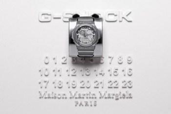 G-Shock by Maison Martin Margiela GA-300 Preview