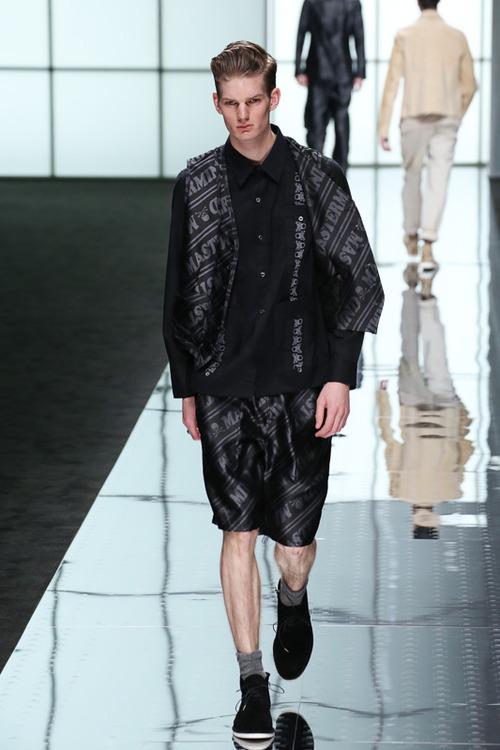mastermind japan closing ceremony tokyo fashion week 2013