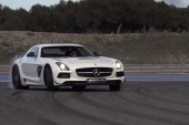 Drive Takes the Mercedes-Benz SLS AMG Black Series for a Spin