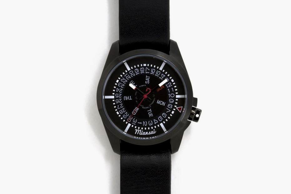 Accessories Brand Miansai Releases a New Collection of Watches