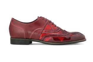 MIHARAYASUHIRO 2013 Spring/Summer Overdye Wingchip Shoes