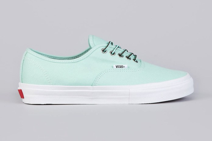 Mike Hill x Vans Syndicate Authentic Pro S Mint/Vanilla