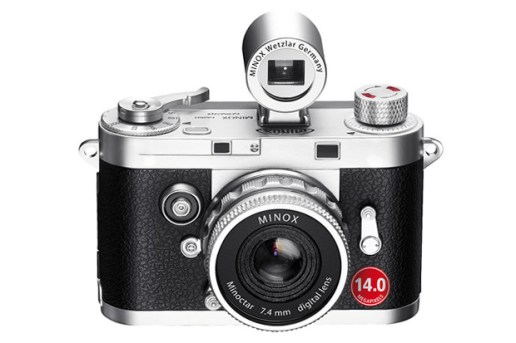 Minox DDC Miniature Leica Replica Camera