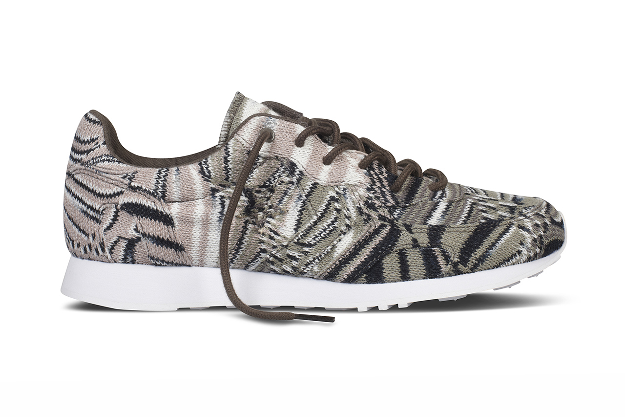 Missoni for Converse 2013 Spring/Summer Auckland Racer