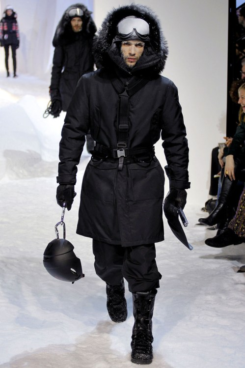 Moncler Gamme Rouge 2013 Fall/Winter Collection