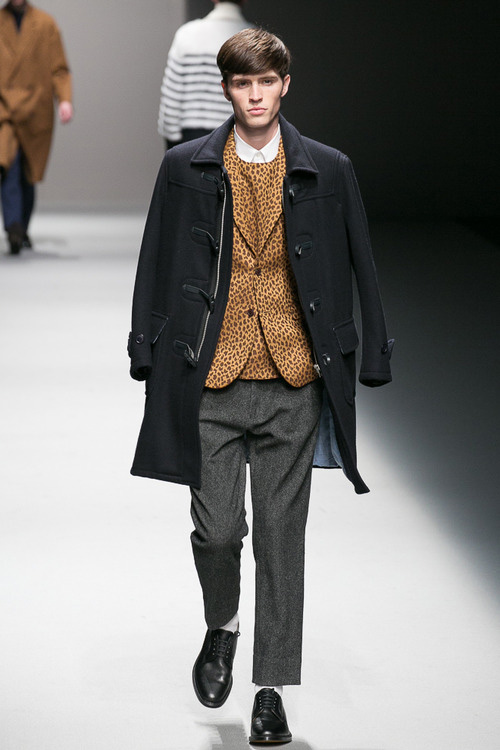 Mr. GENTLEMAN 2013 Fall/Winter Collection