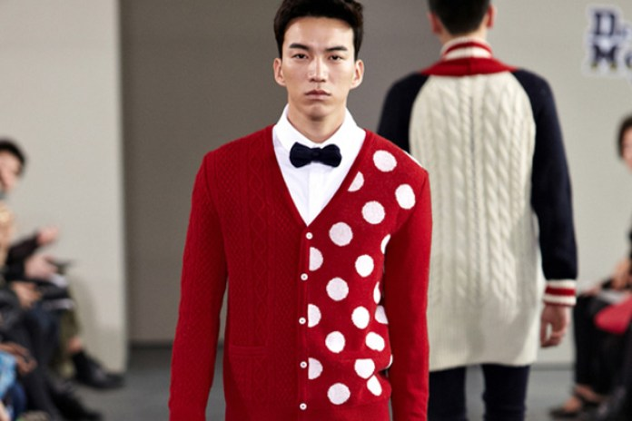 MUNSOO KWON 2013 Fall/Winter Collection