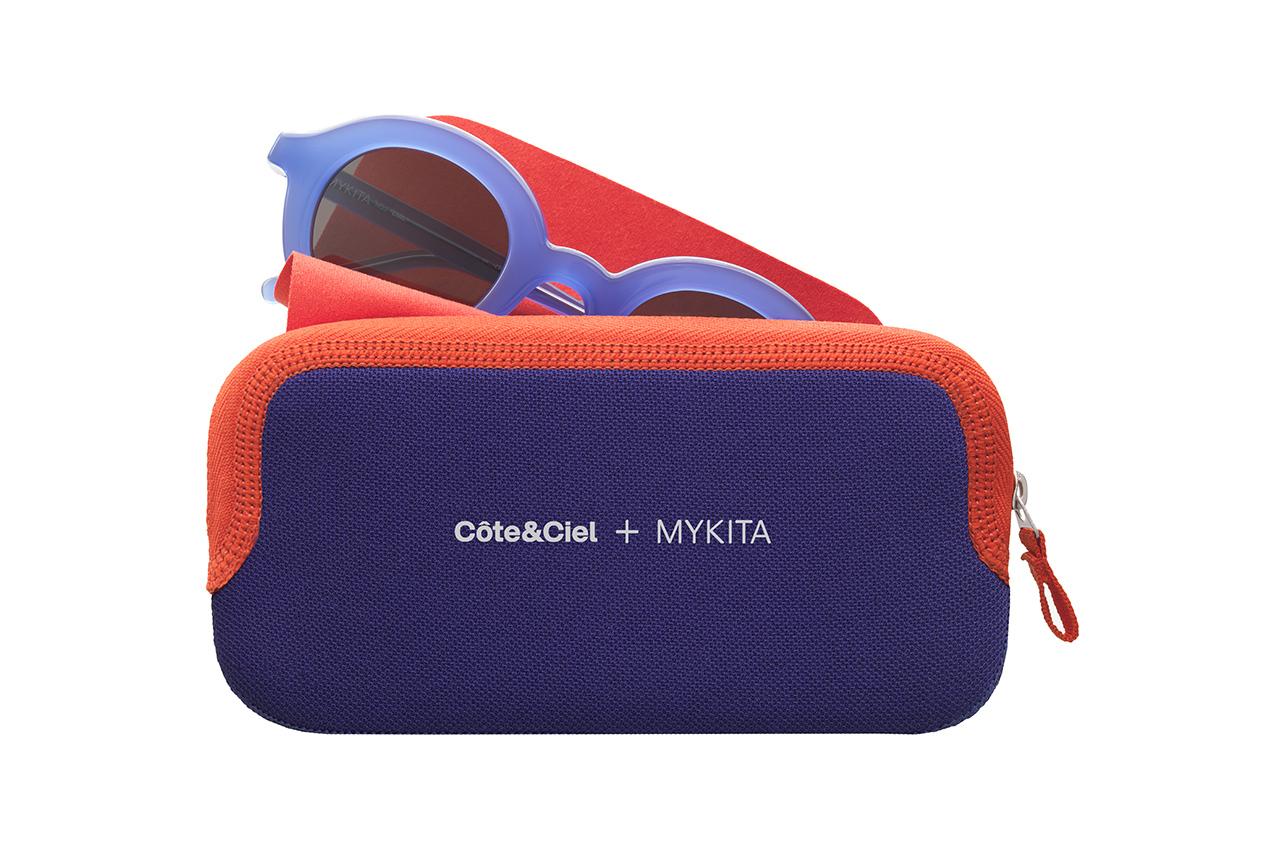 mykita x coteciel eyewear pouches