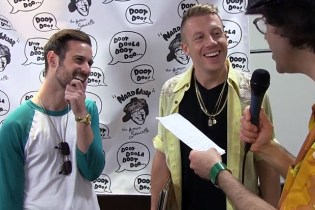 Nardwuar vs. Macklemore & Ryan Lewis