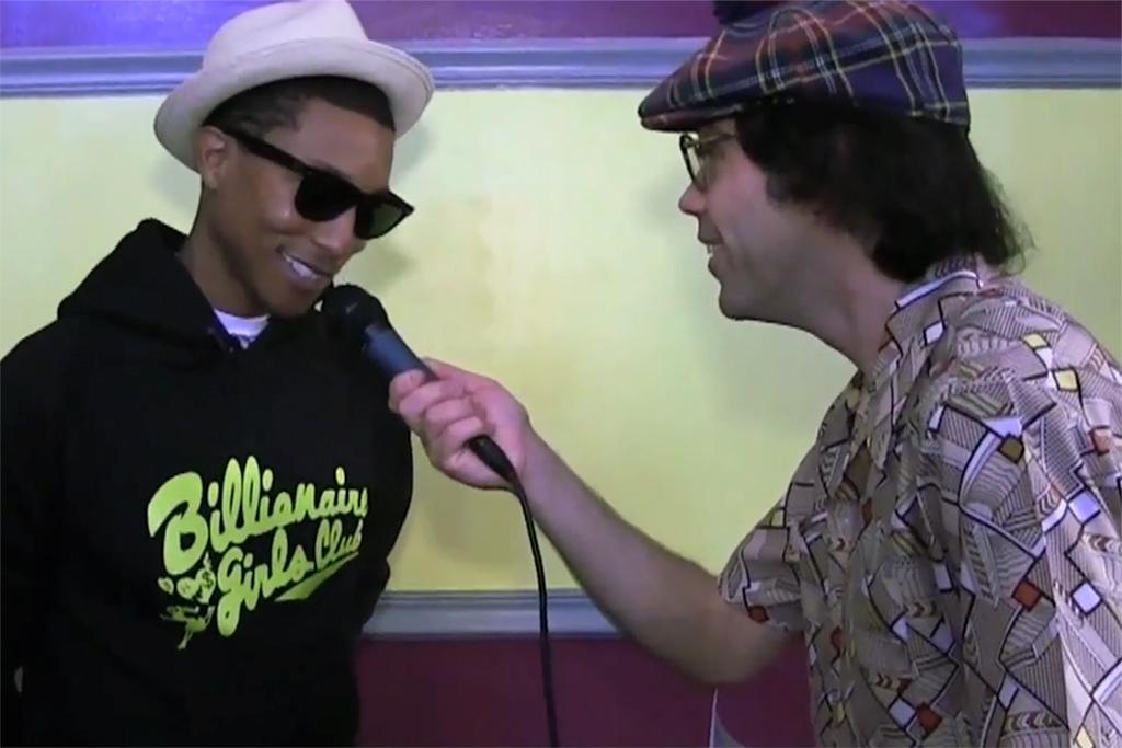 Nardwuar vs. Pharrell