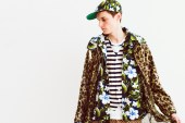 """NEPENTHES 2013 Spring/Summer """"Pattern Chasing"""" Lookbook"""