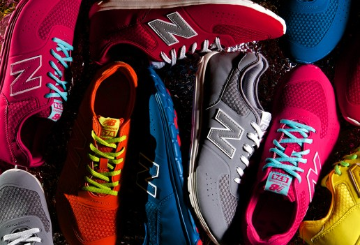 New Balance 2013 Spring/Summer MNL574 Collection