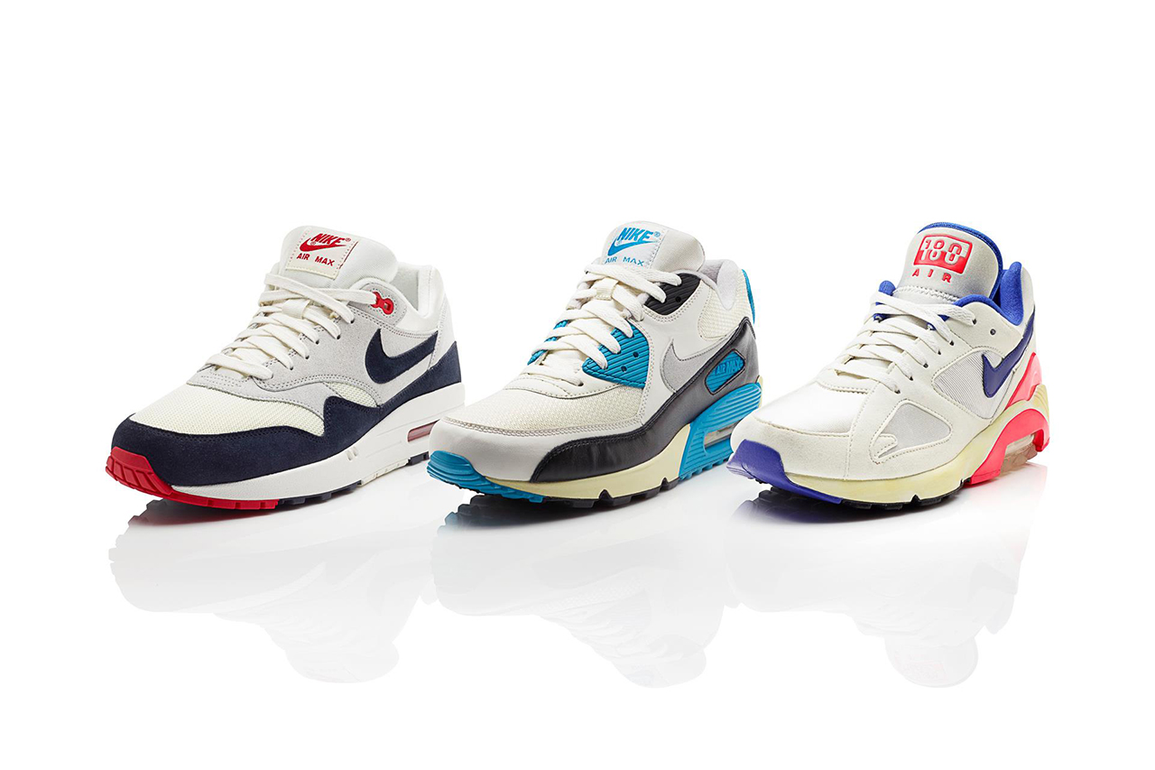nike 2013 air max og engineered mesh pack