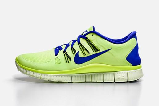 Nike 2013 Spring/Summer Free 5.0