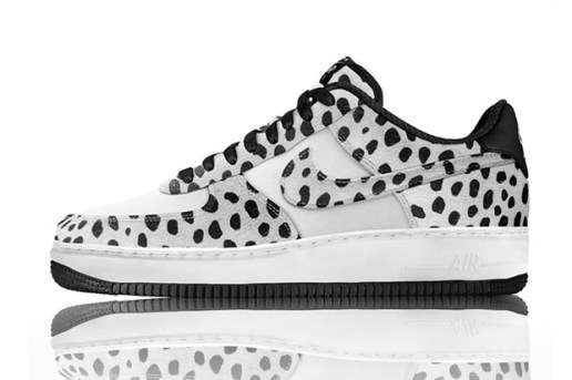 Nike Air Force 1 iD Pony Hair Animal Print Options