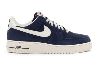 "Nike Air Force 1 Low ""Suede Pack"""