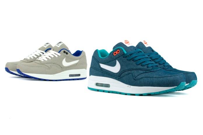 """Nike Air Max 1 Premium """"Denim"""""""