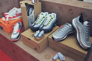 Nike Air Max Reinvented Installation by MOMOT