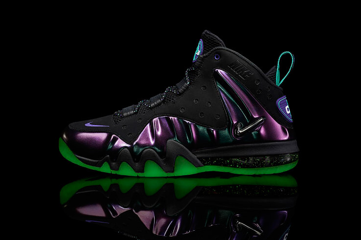 "Nike Barkley Posite Max ""Eggplant"""