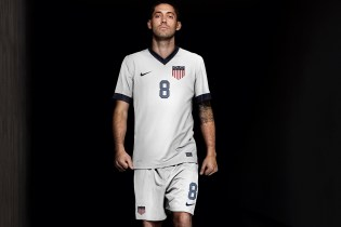 Nike Celebrates 100 Years of U.S. Soccer with the Centennial Kit