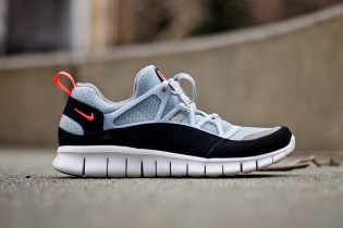 "Nike Free Huarache Light ""Wolf Grey"""