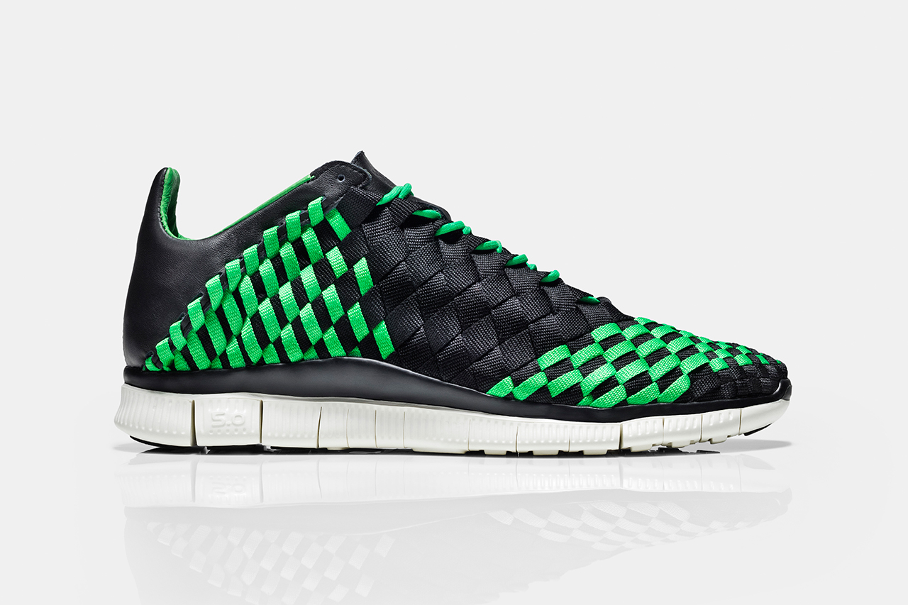 nike free inneva woven 2013 spring summer collection
